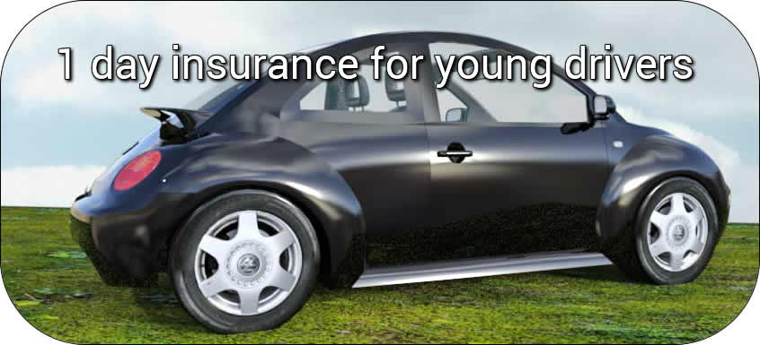 One Day Car Insurance For Young Drivers